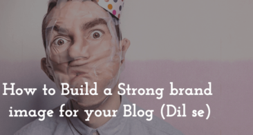 How to Build a Strong Brand Image for Your Blog