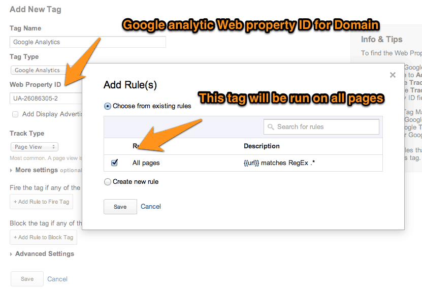 Adding Google analytics to Tag manager How to Setup Google Tag Manager for Tag Management on your Site