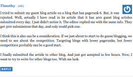 4 Recipe for Writing Great Blog Comments