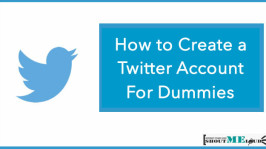 How to Create a Twitter Account for Dummies