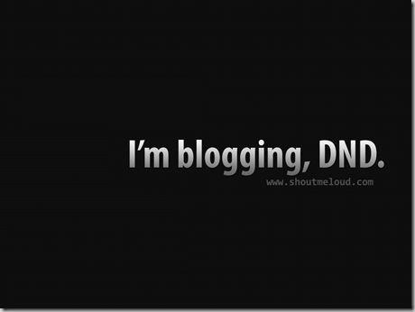 Guest Blogging Effort