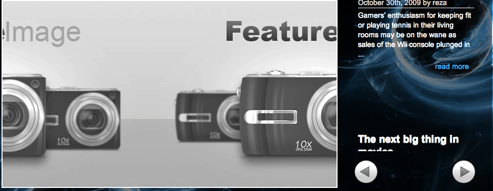 Image slider Effectiveness