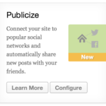 How to Use JetPack Auto Publicize Feature For Social Media Automation