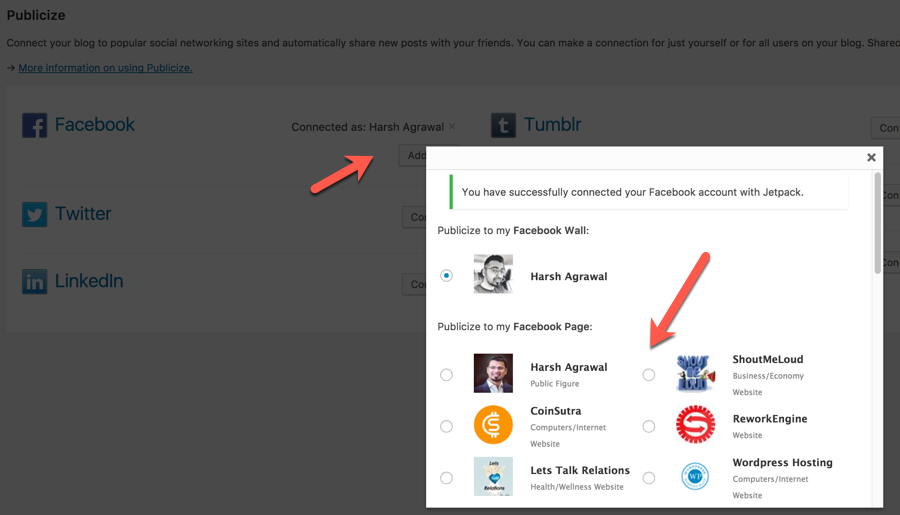 How To Automatically Share New Blog posts on Social Media