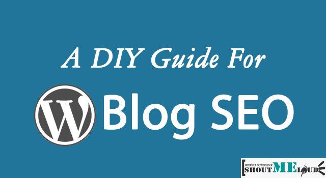 WordPress SEO Do It Yourself