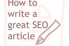 How to Write a Great SEO Article Without Spamming