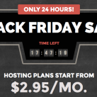 Siteground Hosting Discount : 70% Off Black Friday Sale