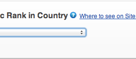 How to Check Alexa Rank For Specific Country