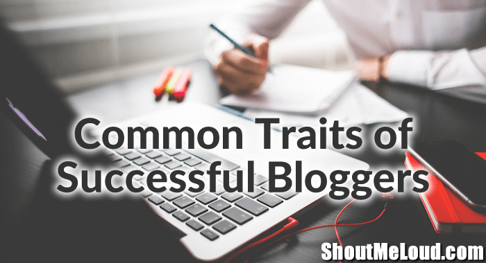 Common In Successful Bloggers