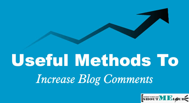 Increase Blog Comments