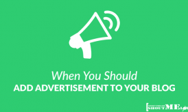 When To Add Advertising To A Blog