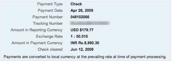 My Adsense Earning Report for 4 Years : $27,228