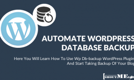 How To Automate WordPress Database Backups