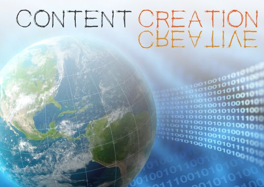 World of creative content creation