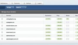 Dominder : Your Online Domain Management Tool