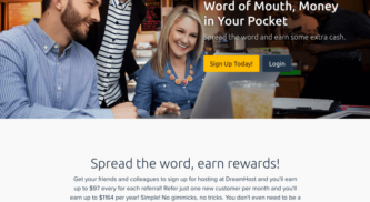 Become a DreamHost Affiliate To Earn from Hosting Affiliate