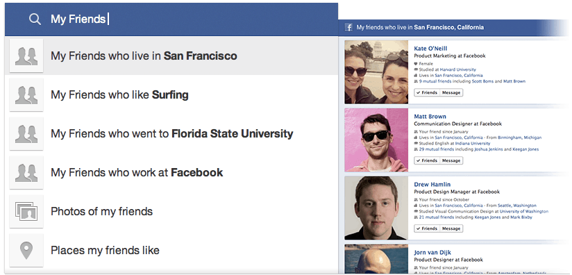 Facebook graph search How to Try Facebook Graph Search Before Everyone Else