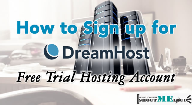 Free Dreamhost Hosting Account