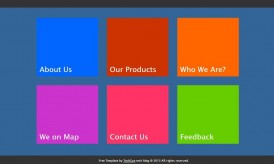 5 Free Metro UI Templates to Create Windows 8 Metro Style Websites