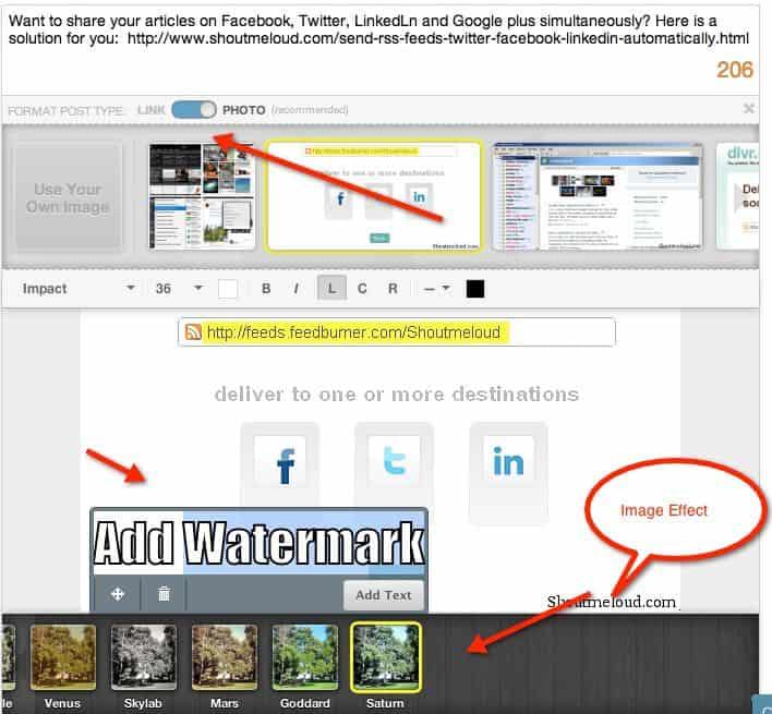 PostRocket Link to Image converter