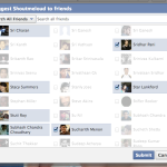 Facebook Invite all Chrome Extension to Select all Friends