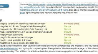 WordFence Security: Multi-Purpose Security Plugin for WordPress
