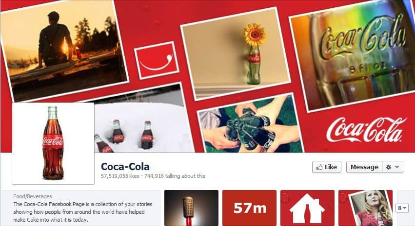 Coco cola viral business plan