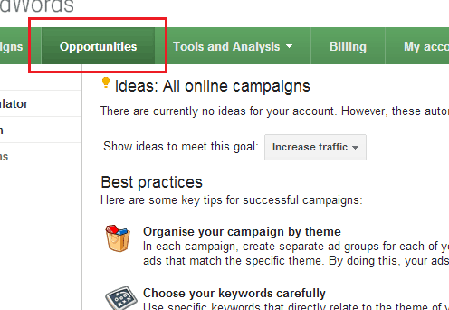 opportunities How to Optimize Google Adwords Ad Campaign Even in Small Budget