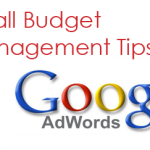 small budget management in Google adwords 150x150