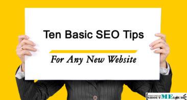 How To Do SEO for a New Website