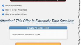 InstaBuilder WordPress Plugin: Quickly Build Squeeze-Sales Pages