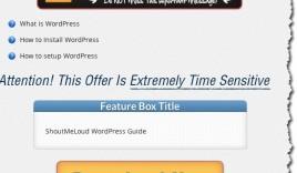 InstaBuilder WordPress Plugin: Quickly Build Squeeze-Sales Pages
