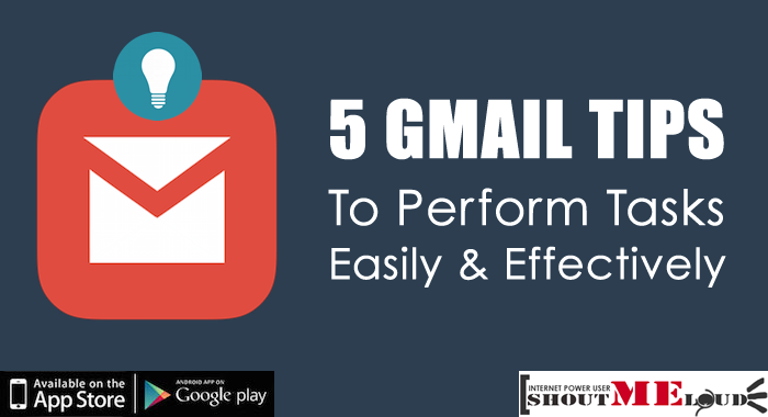 Effective Gmail Tips