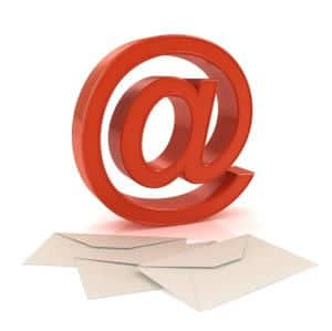 Name for Email address