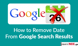 How to Remove Date From Google Search Results