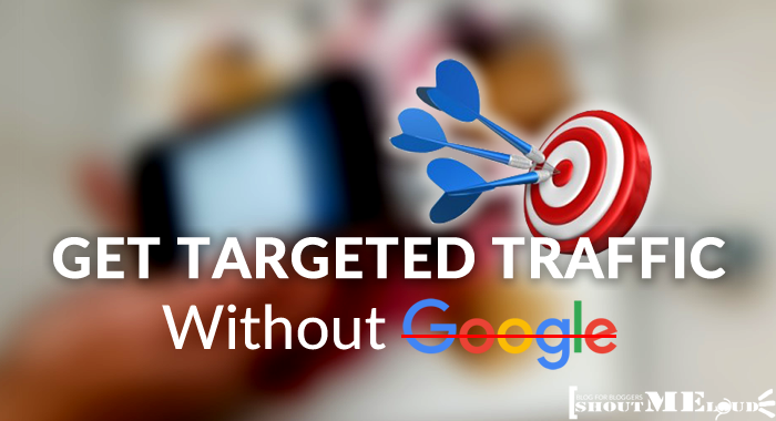 Targeted Traffic Without Google