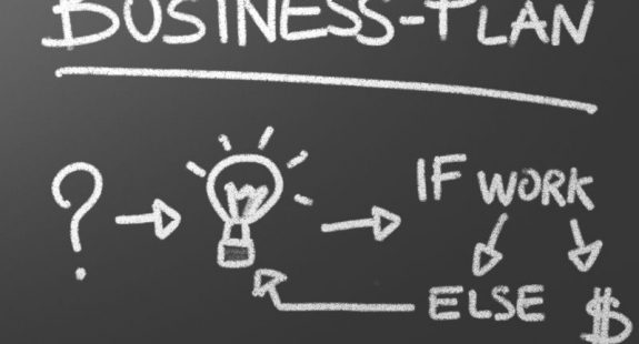 Writing business plan for business