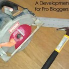 Before You Make Money Online : A Development Plan for Pro Bloggers.