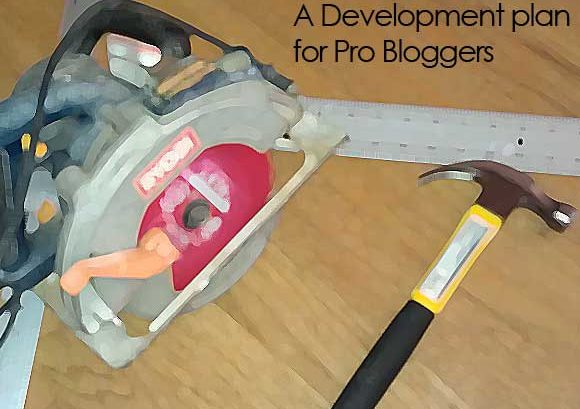 Before You Make Money Online: A Development Plan for Pro Bloggers.