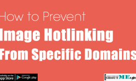 How to Prevent Image Hotlinking from Specific Domains