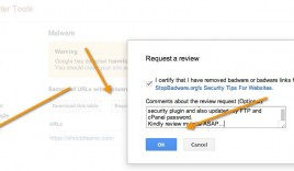 How to Put Website Malware Review Request Via Google Webmaster Tool