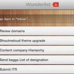 Wunderlist to do list 150x150