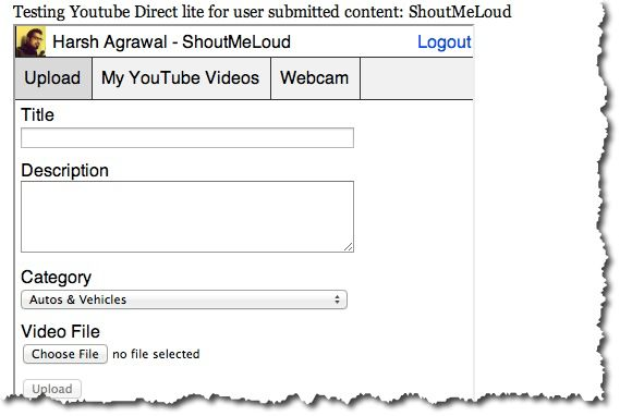 Youtube direct lite How to Let Others Contribute Videos to your YouTube Channel?