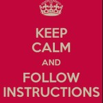 follow instructions 150x150