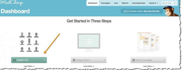 How to Create First MailChimp Email List : For Beginners