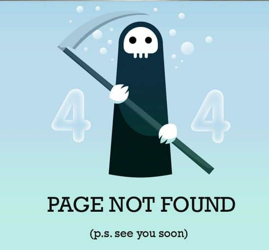 404 Page not found 404 Error : How to Deal for Search Engine Optimization?