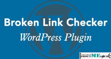 Fix Broken Links & Redirections For Better SEO With Broken Link Checker For WordPress