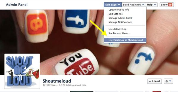 Use Facebook as business page How and Why To use Facebook as Business Page