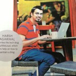 "ShoutMeLoud in ""The Week"" National Magazine & My First Presentation on Blogging"