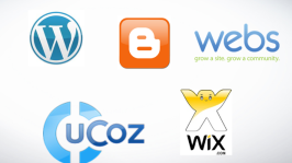 Website Builders With Free Hosting Service in 2014
